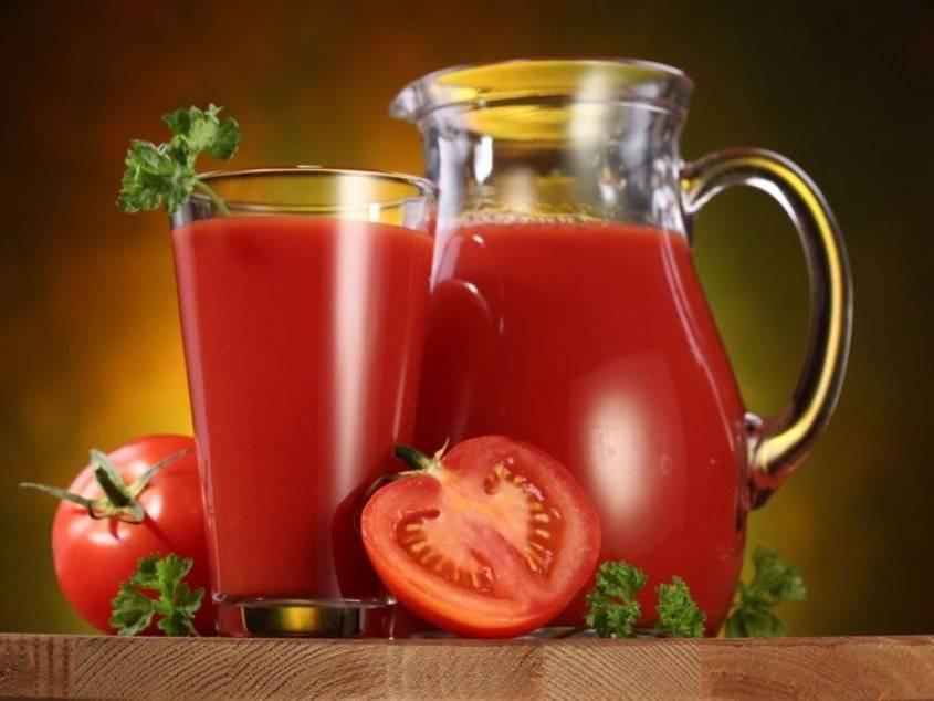 Поможет томатный сок с похмелья