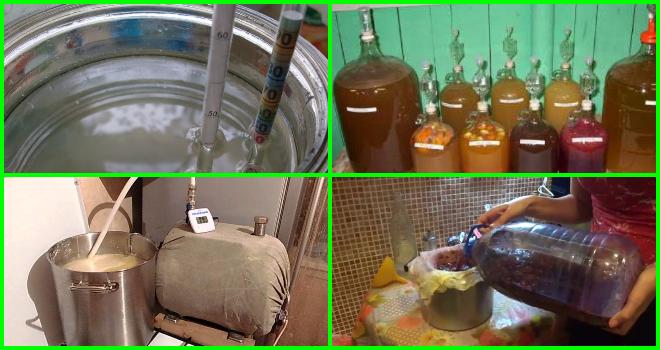 Пеногаситель для браги: причины появления пены и способы ее устранения