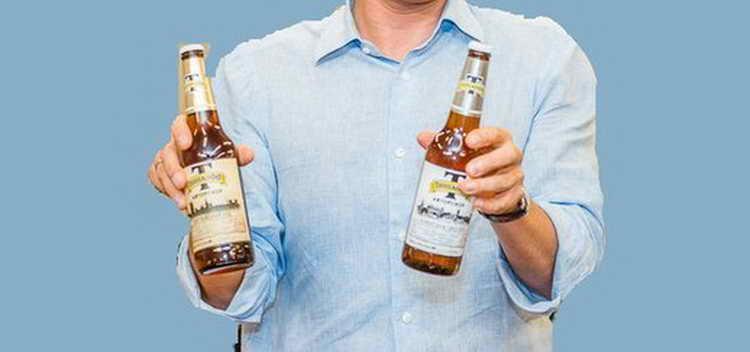 Пиво тинькофф – история бренда