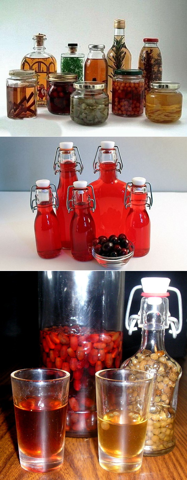 Мандариновая водка, настойка и ликер - лучшие рецепты на нг