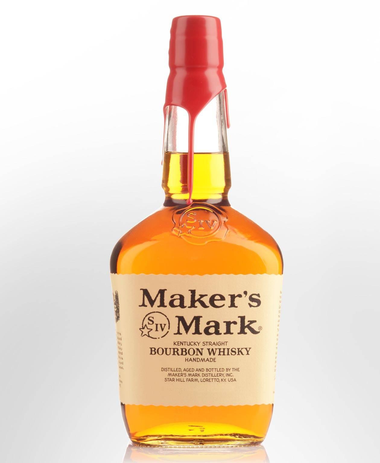 """Виски """"мэйкерс марк"""" (maker's mark) бурбон 0,7л крепость 45% (виски), купить в интернет-магазине «вино-сити»"""