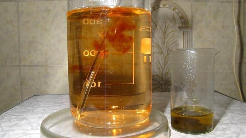 Каков же состав кислоты «царская водка»? химическая формула водки.