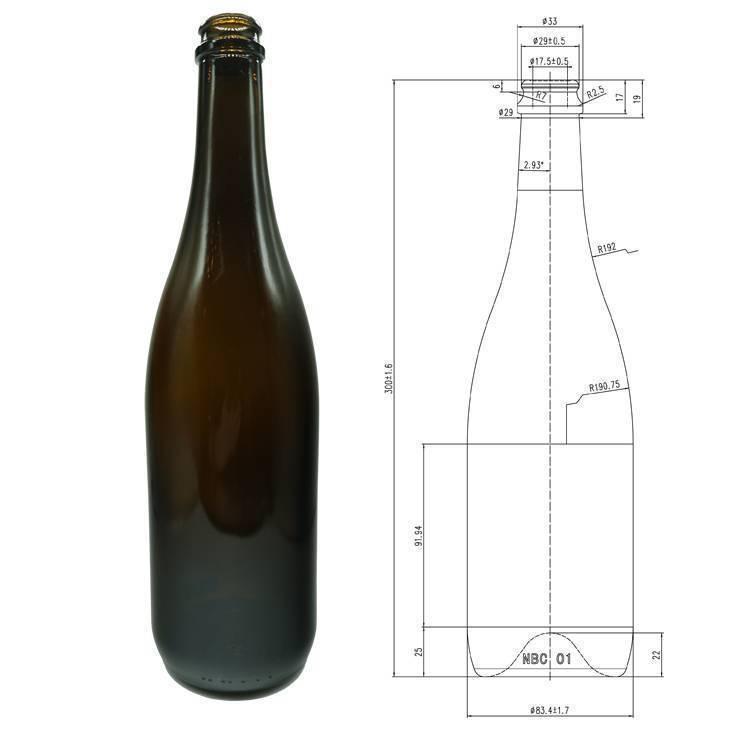 Гид по размерам винных бутылок | винотека
