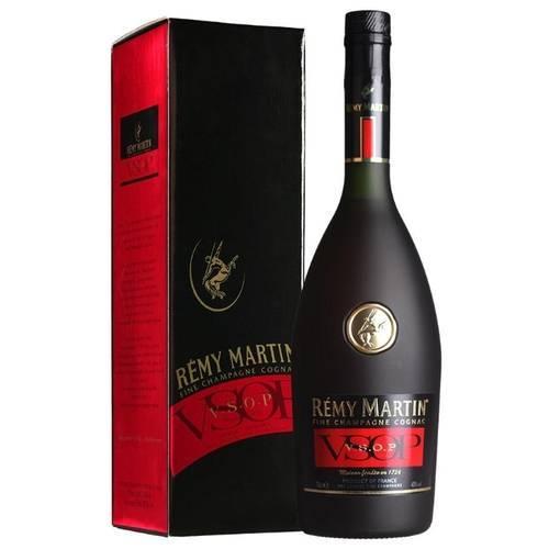 Remy martin vsop - коньяк с многолетней историей успеха
