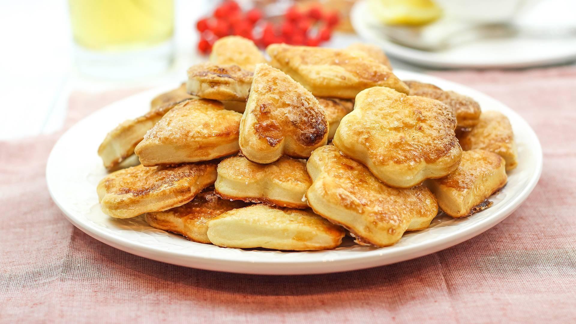 Печенье на пиве - простые рецепты с фото, калорийность