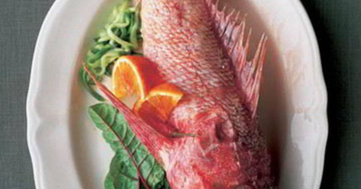 Рыбный суп уха из ершей