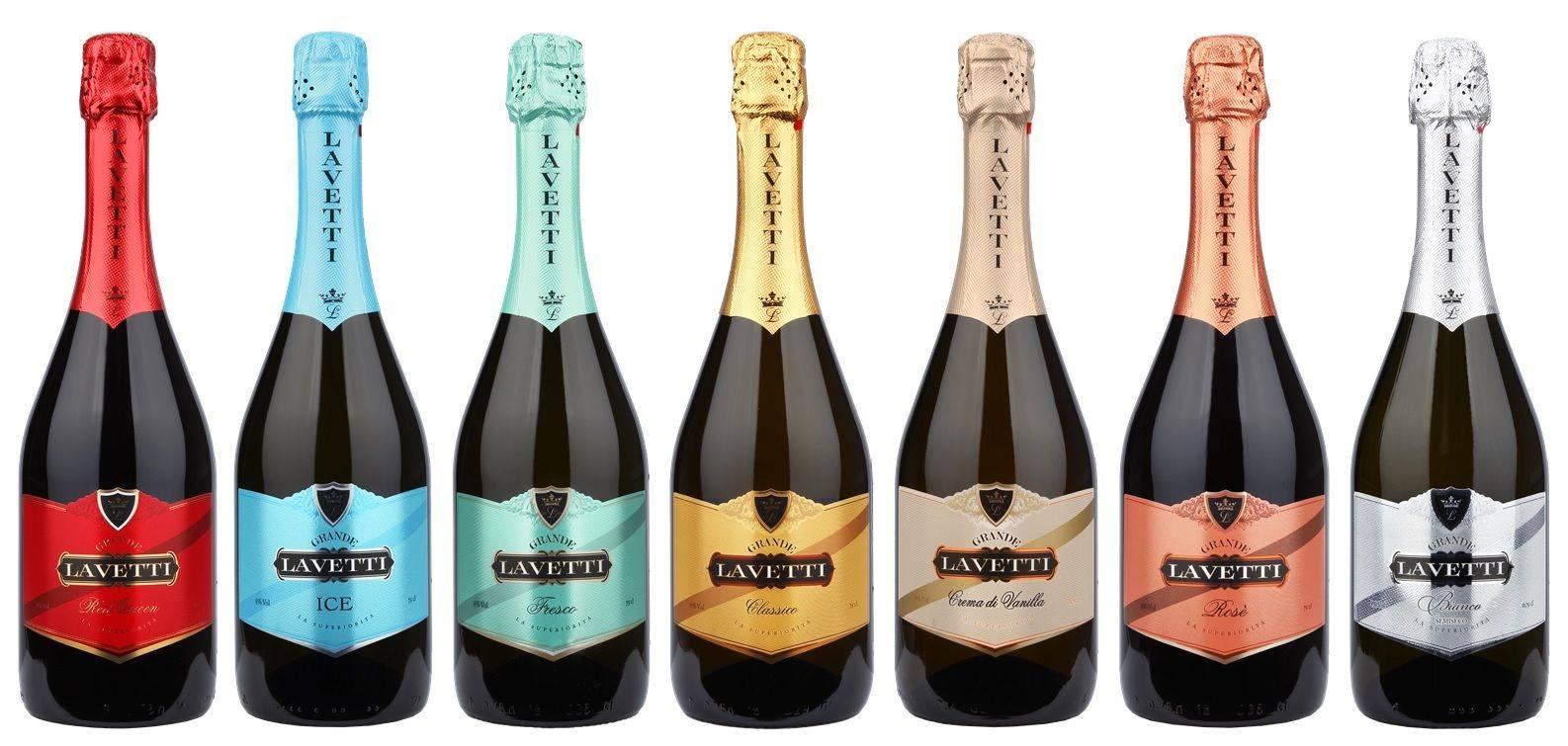 Обзор шампанского моет