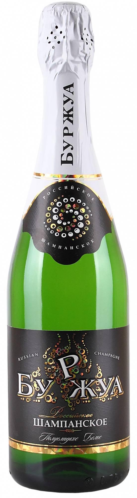 Обзор шампанского боско