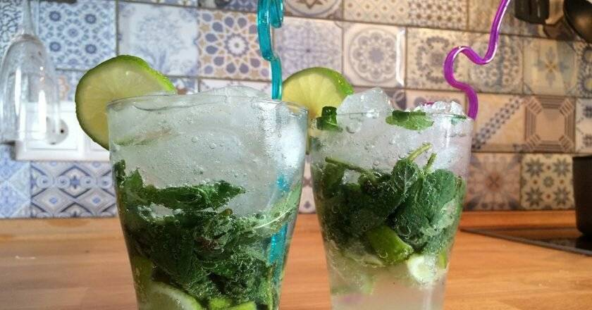Рецепт мохито в домашних условиях (безалкогольный): самый вкусный и освежающий