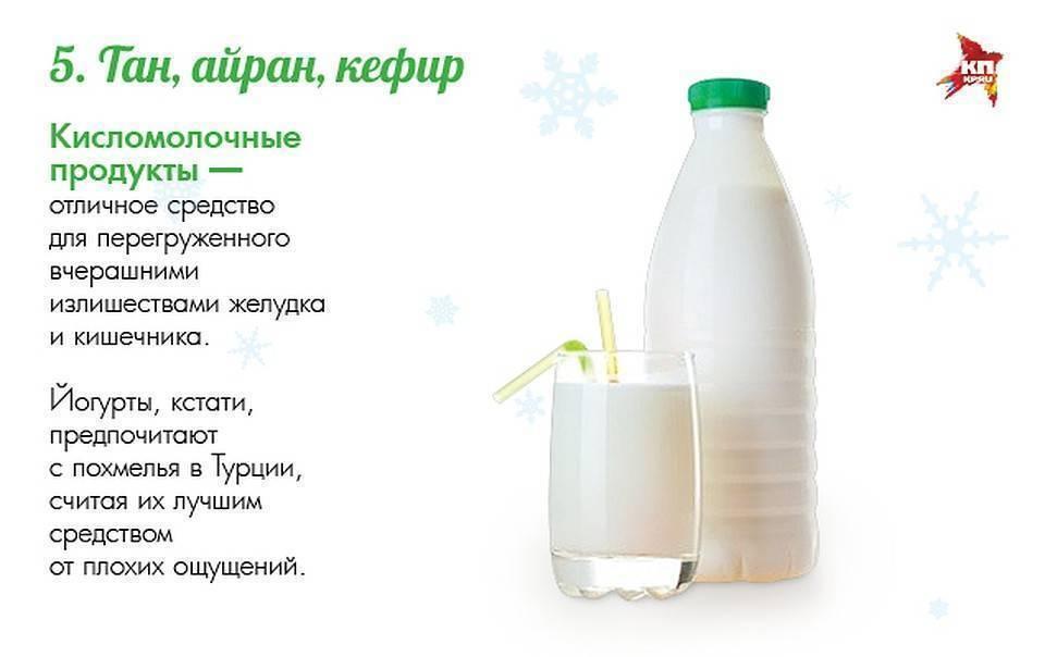 Молоко с похмелья: польза иил вред, можно ли пить