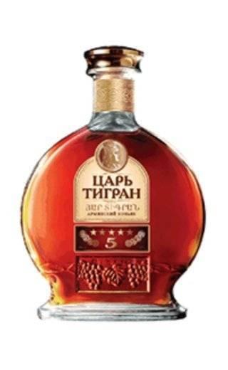 Коньяк «царь тигран»: рецептура, вкус, специфические особенности