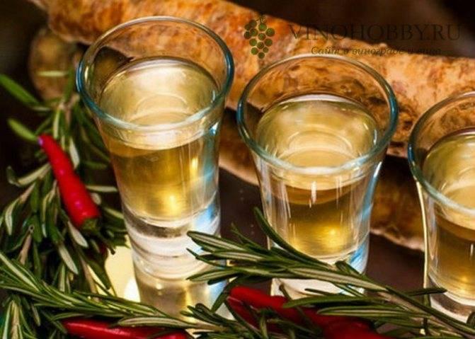 Домашний рецепт хреновухи из водки