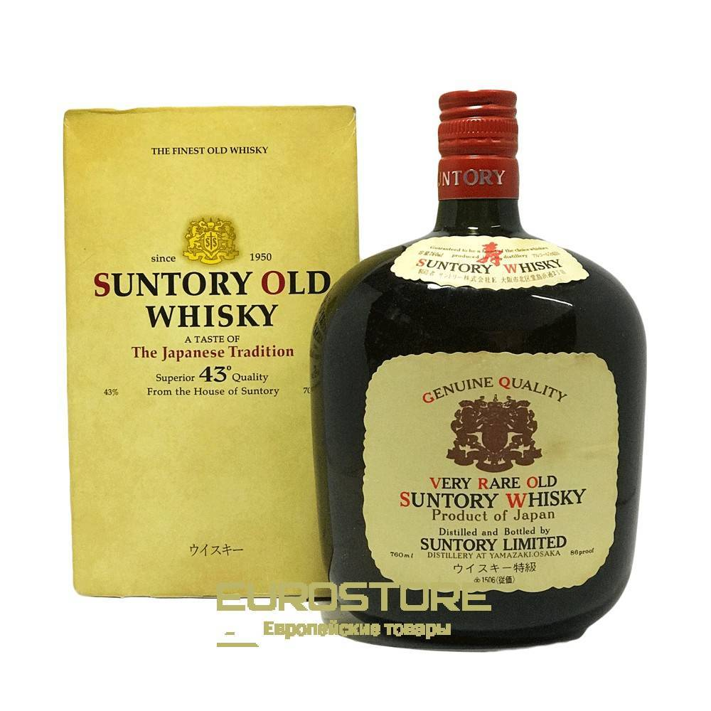 Виски сантори разновидности японского напитка suntory, такие как old олд, kakubin какубин, royal роял и другие, история и особенности их производства