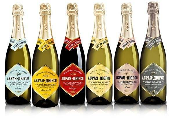 Шампанское абрау дюрсо: технология производства и основные отличия от других вин