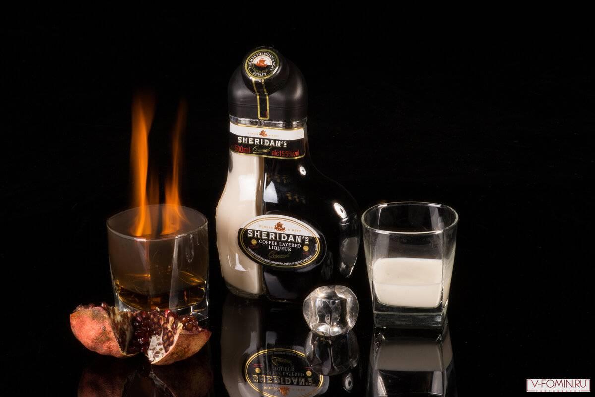 Двухцветный ликер шеридан – состав и рецепт sheridan's для приготовления в домашних условиях + видео | наливали
