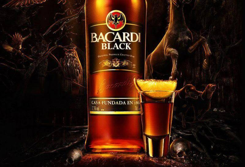 Обзор рома Bacardi — «породистого» популярного напитка