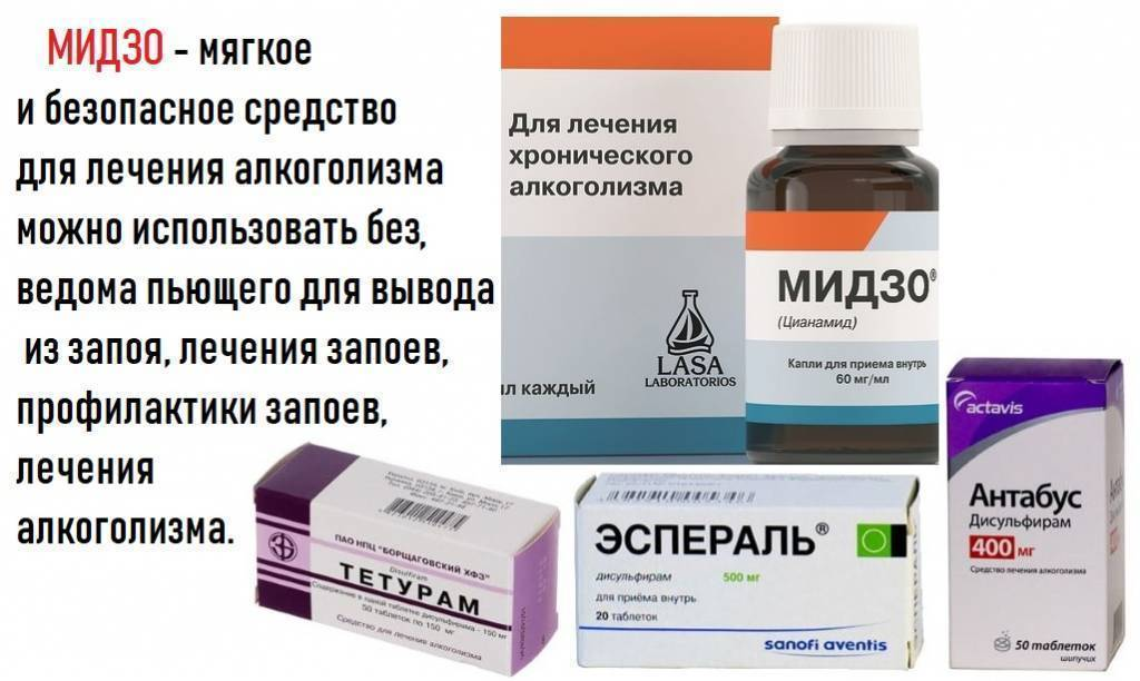 Препараты от алкоголизма - самые эффективные для лечения в домашних условиях