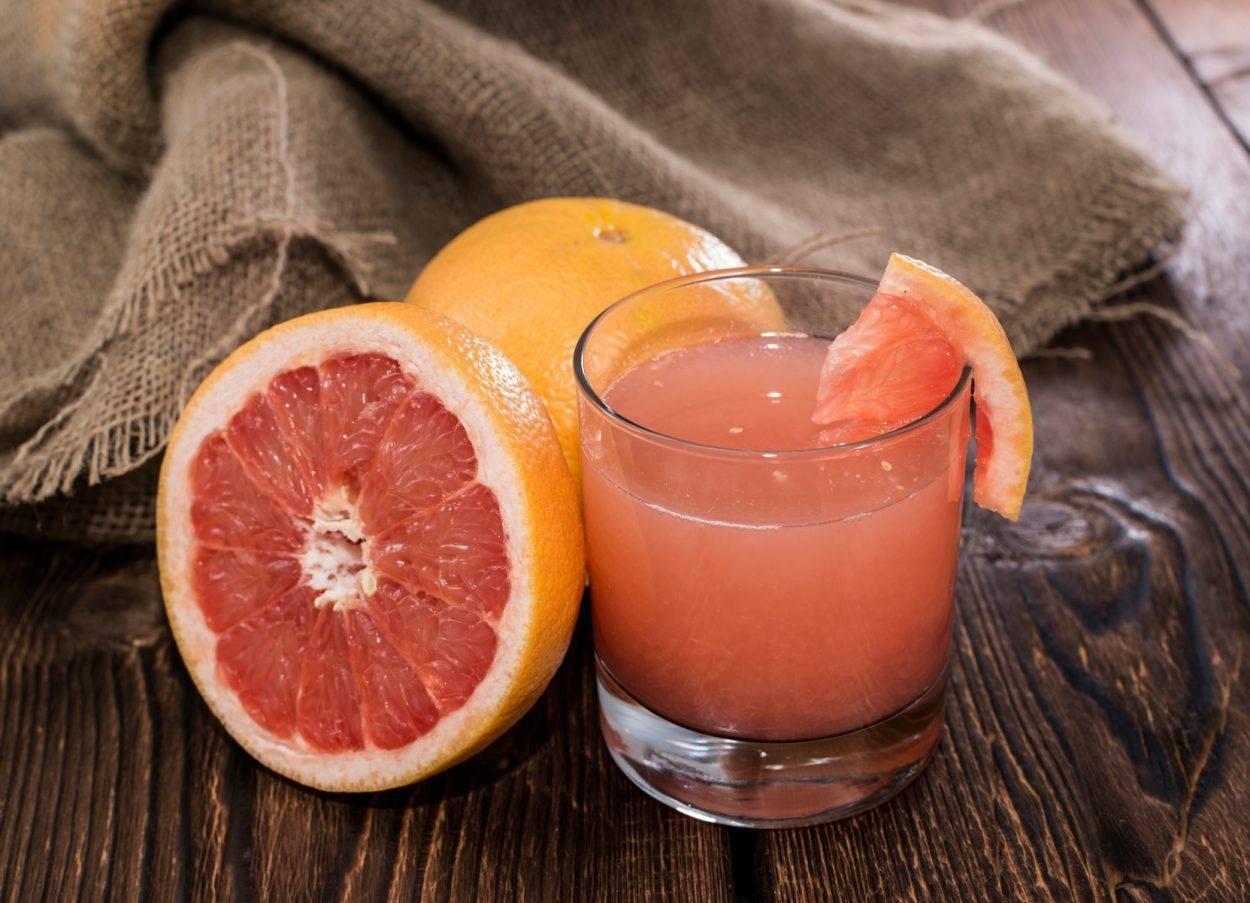 Настойка грейпфрута на водке, приготовленная в домашних условиях - самогоноварение