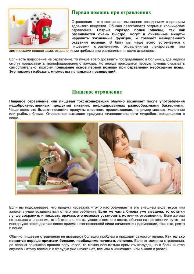 Что делать при отравлении: алгоритм действий избавления от интоксикации   fok-zdorovie.ru
