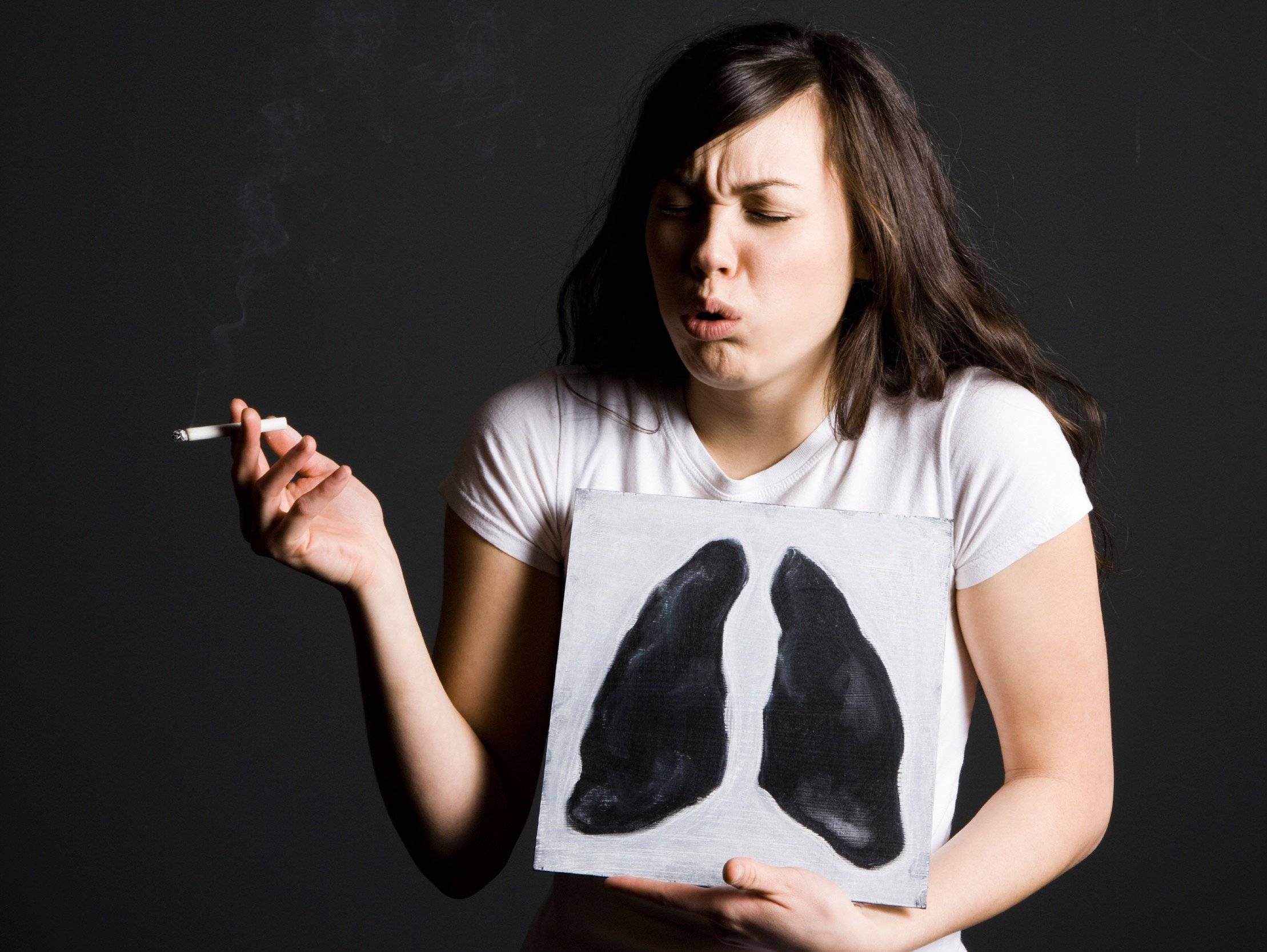 Почему отказ от курения приводит к появлению кашля и что делать в таком случае?