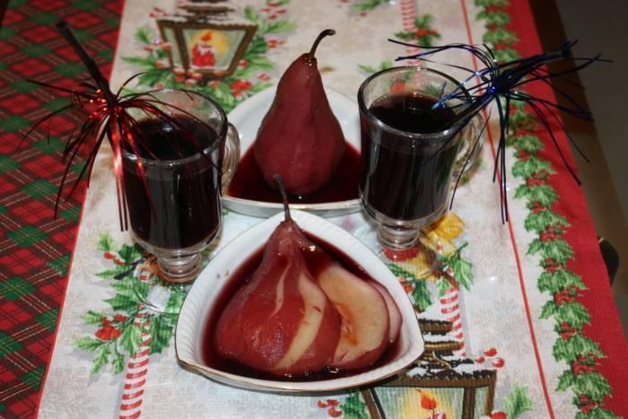 Глинтвейн из красного вина – кулинарный рецепт