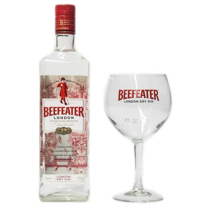 Джинн beefeater (бифитер) — описание, технология производства и как отличить подделку