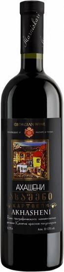 Вино ахашени и его особенности