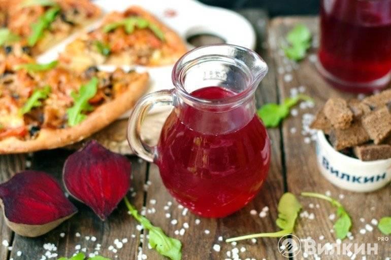 Свекольный квас – кулинарный рецепт