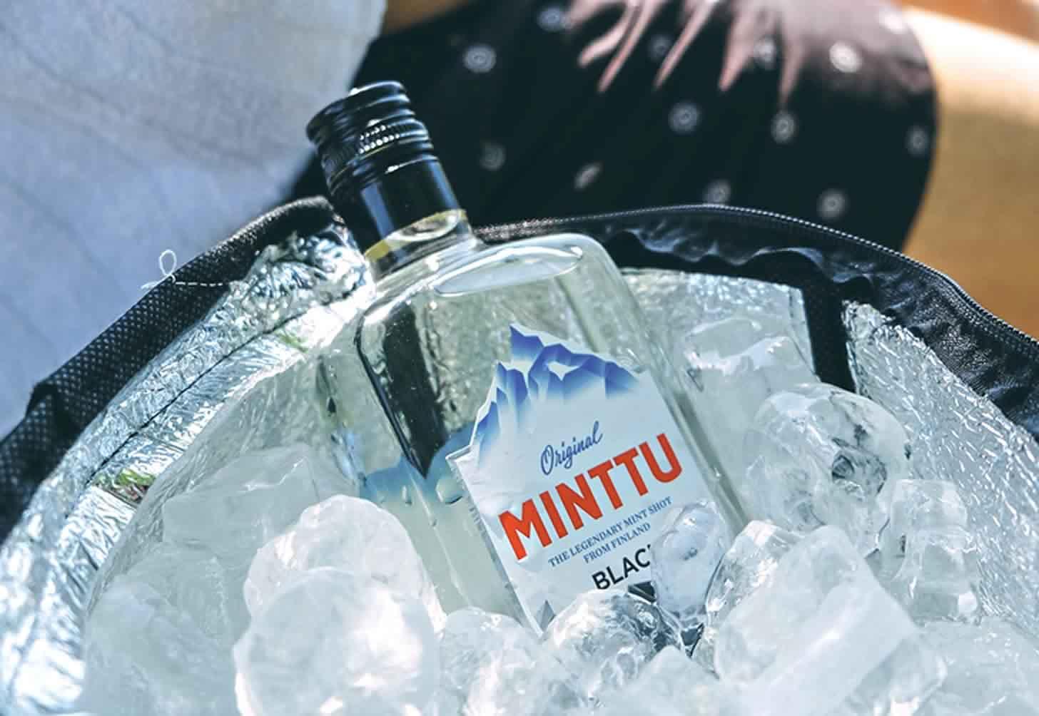 Ликер минту или финская мятная водка – как правильно пить
