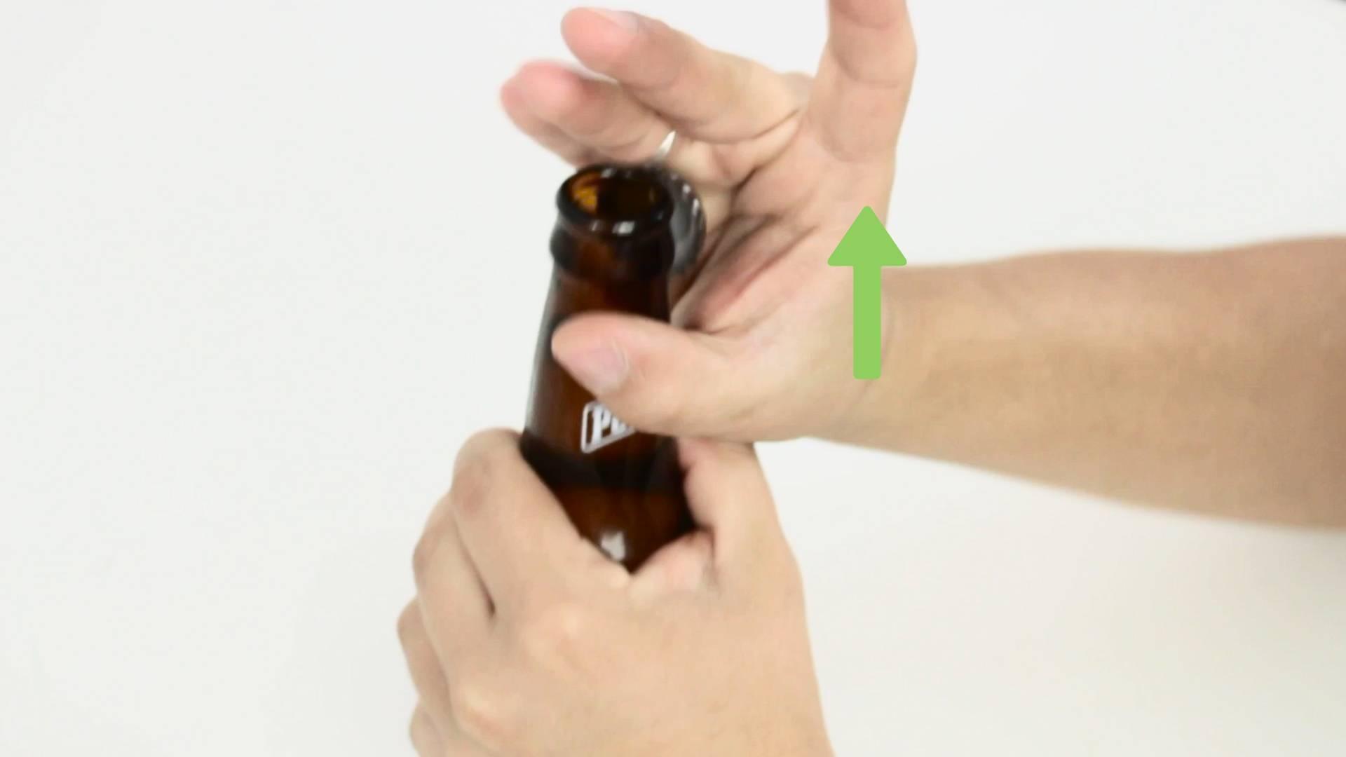 Как открыть пиво без открывашки, экстремальные и безопасные методы