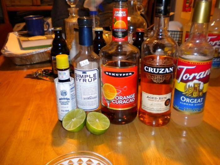 Как приготовить коктейль «май тай» в домашних условиях