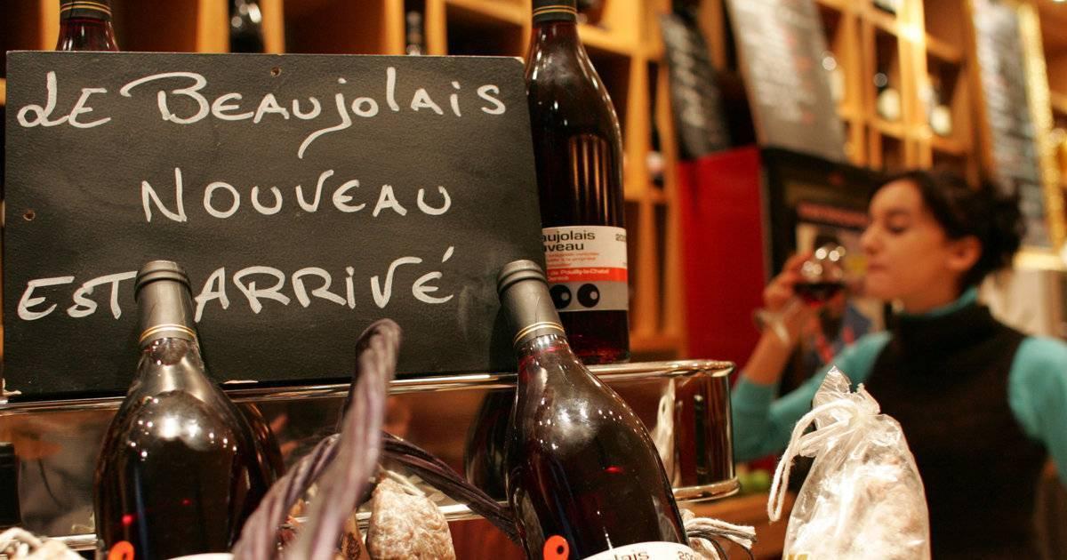 Виноделие и вина региона божоле (beaujolais)