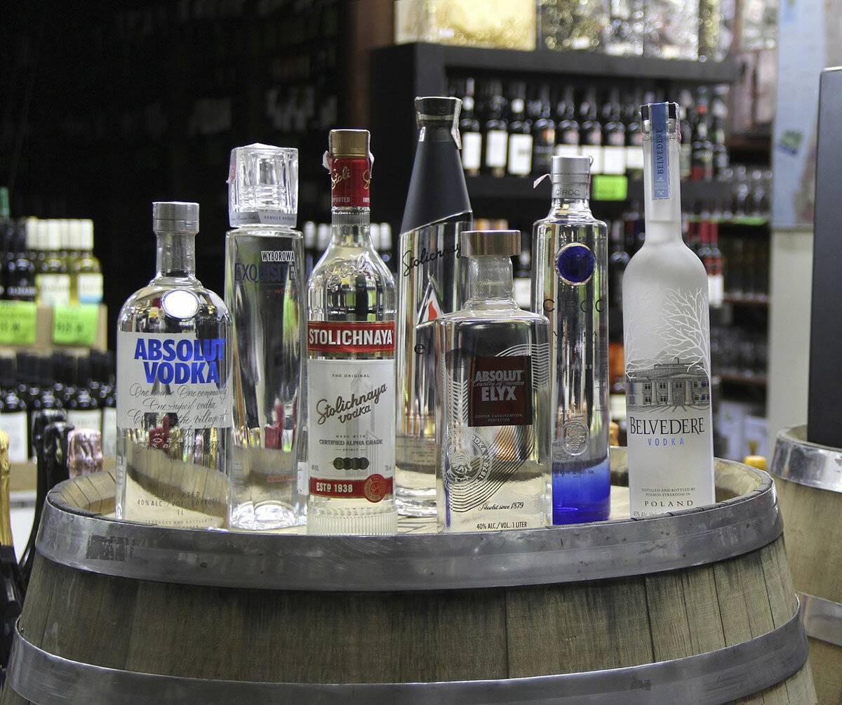 Существует ли безалкогольная водка?
