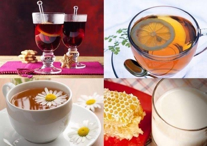 Горячее красное вино от кашля: рецепты приготовления