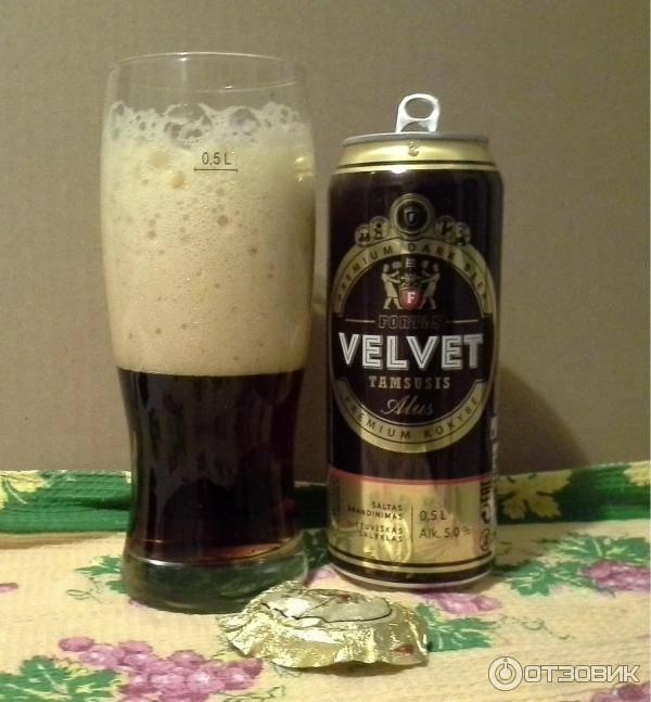 Обзор виски black velvet