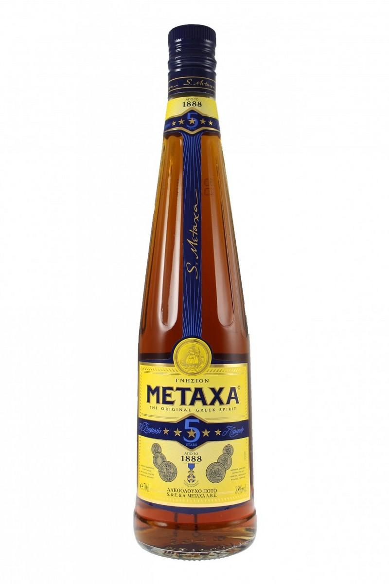 Метакса – греческий бренди с оригинальным вкусом