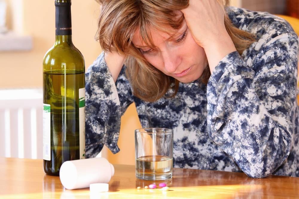 Как быстро отойти от алкоголя