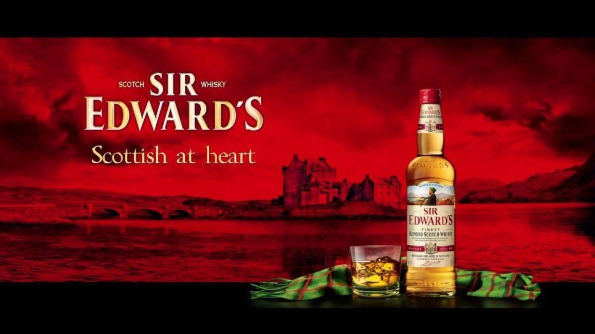 Виски sir edward's (сэр эдвардс) и его особенности
