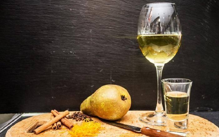 Вино из груш - ароматный и очень легкий алкогольный напиток - будет вкусно! - медиаплатформа миртесен