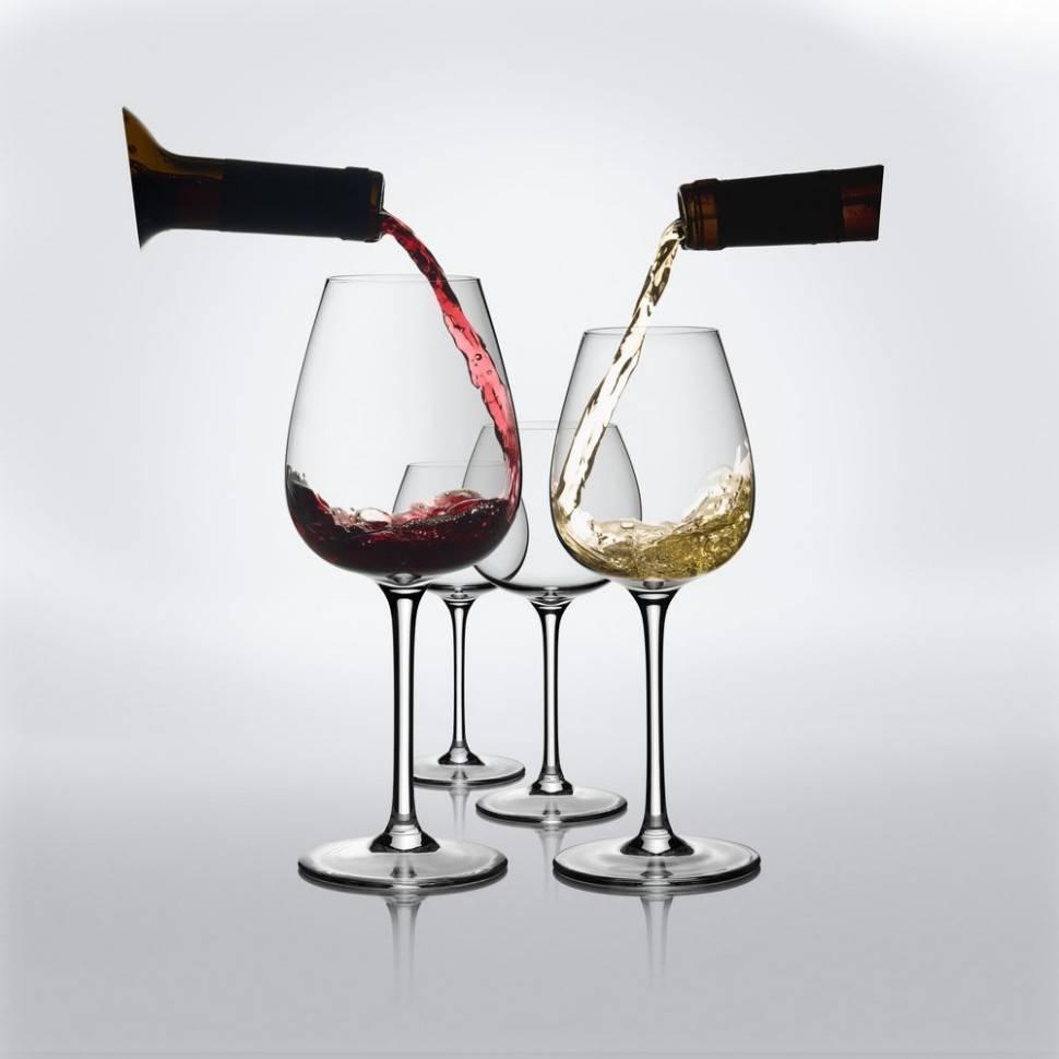 Как отличить бокал от фужера: разница в форме, для каких напитков они созданы