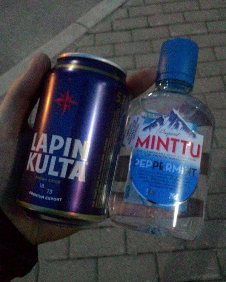 Ликер минту: особенности финской мятной водки, ликера, с чем и как правильно пить minttu