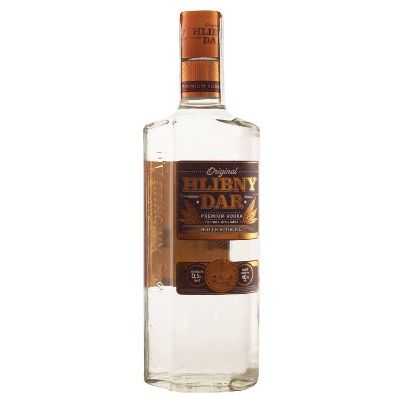 Водка старка – славянский ответ ржаному виски