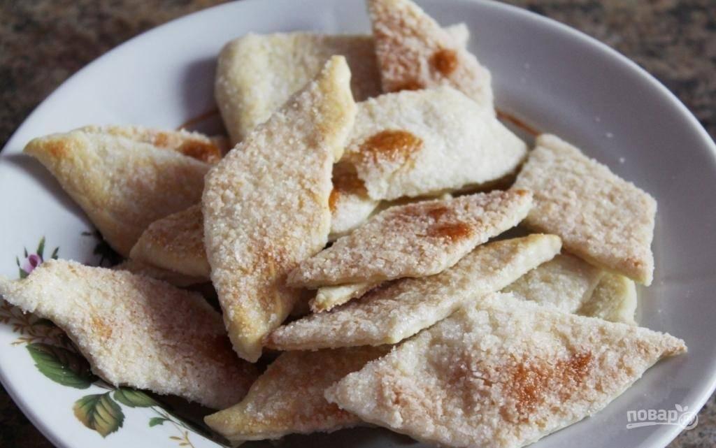 Печенье на пиве - необычные рецепты вкусного и хрустящего лакомства