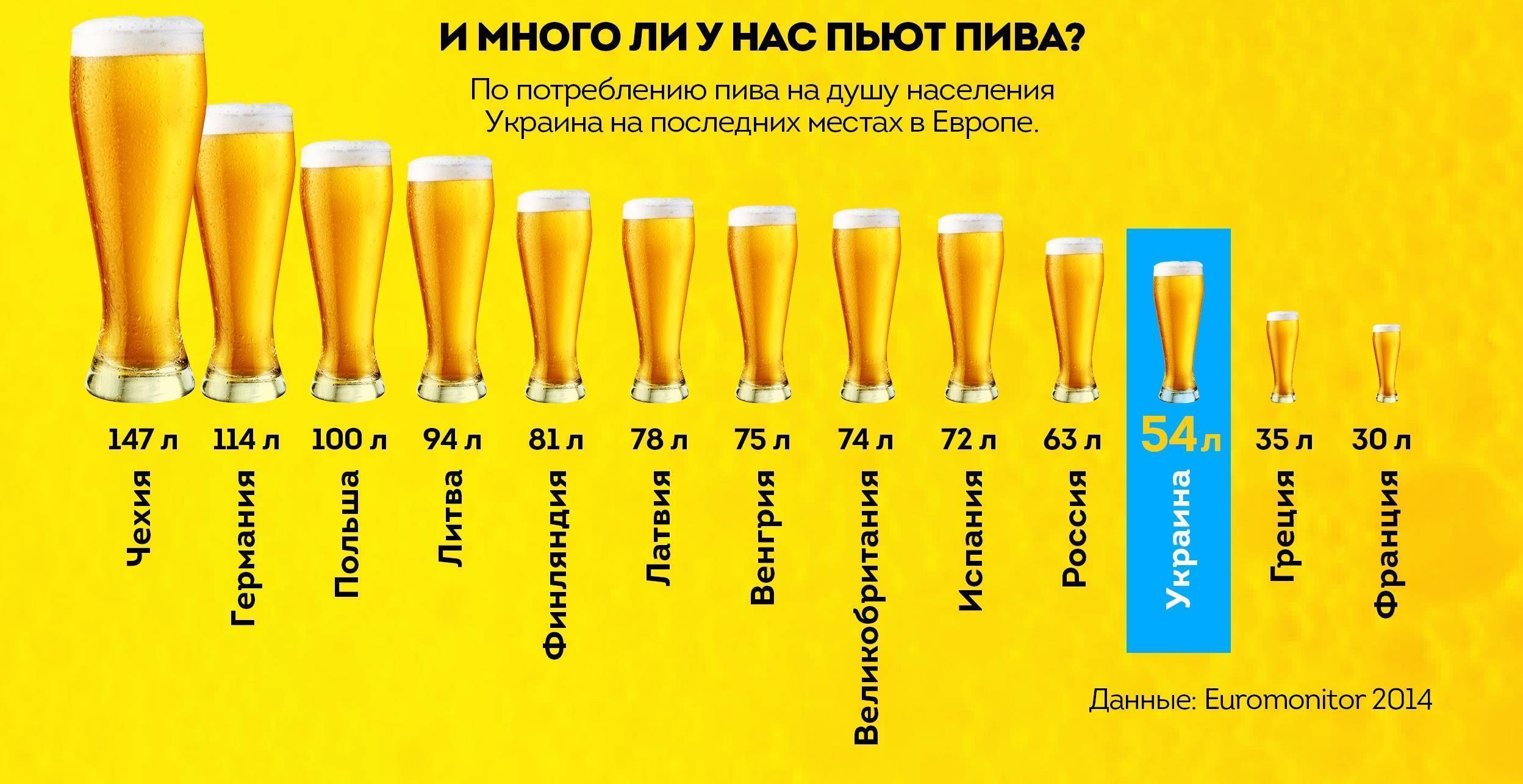 Чем навсегда заменить пиво - лучшие рецепты от gemrestoran.ru