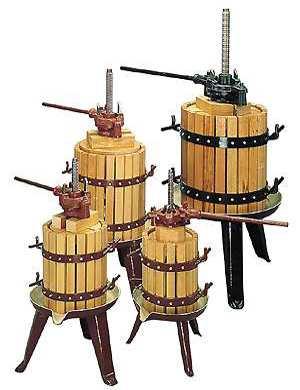 Оборудование для виноделия