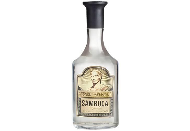 Как пить самбуку: 6 способов + видео