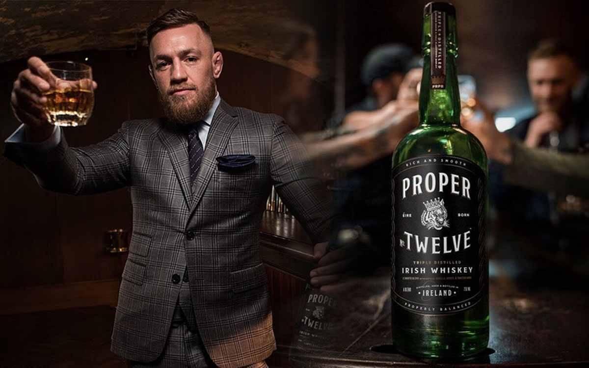 Виски proper twelve: детище боксера конора макгрегора | inshaker | яндекс дзен