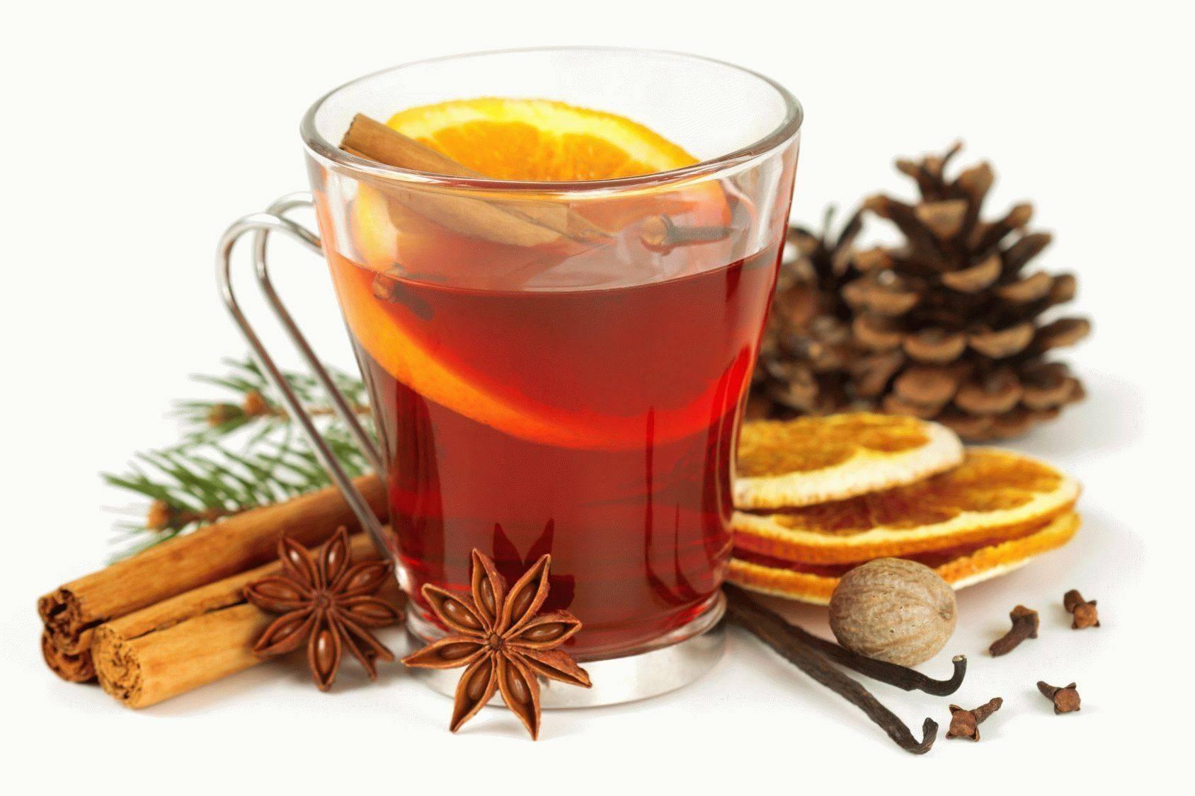 Употребление глинтвейна (горячее вино) при простуде и от кашля