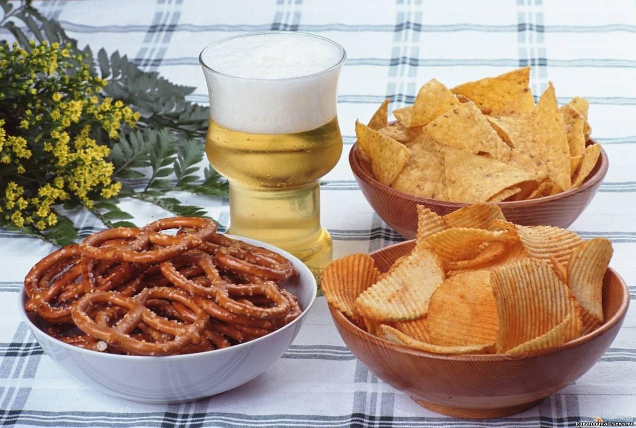 Закуски к пиву: оригинальные рецепты вкусной еды, которую можно приготовить дома