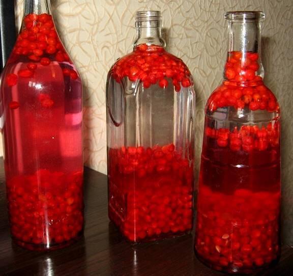 Настойка из граната на водке - популярные рецепты приготовления